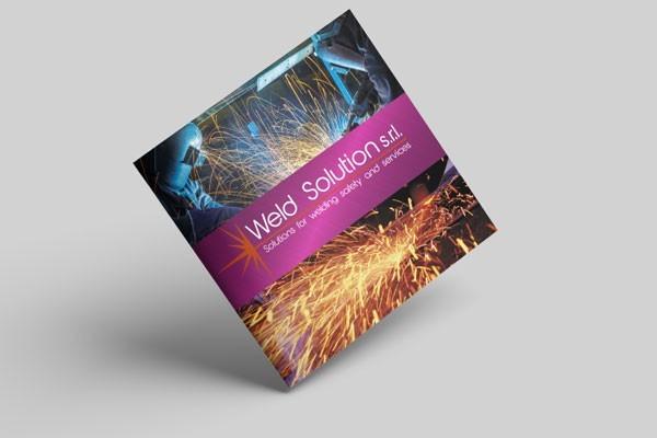 brochure-weld solution