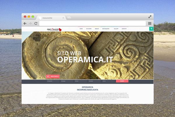 sito web operamica